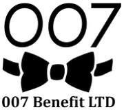 007 benefit logo with text trans