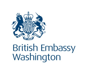 British Embassy with name