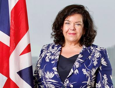 Appointment of New British Ambassador to the United States