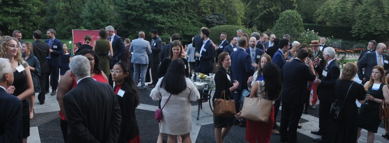 British Embassy Fall Drinks Party